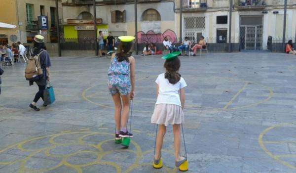 jocs al carrer - marinva - Plaça del Sol