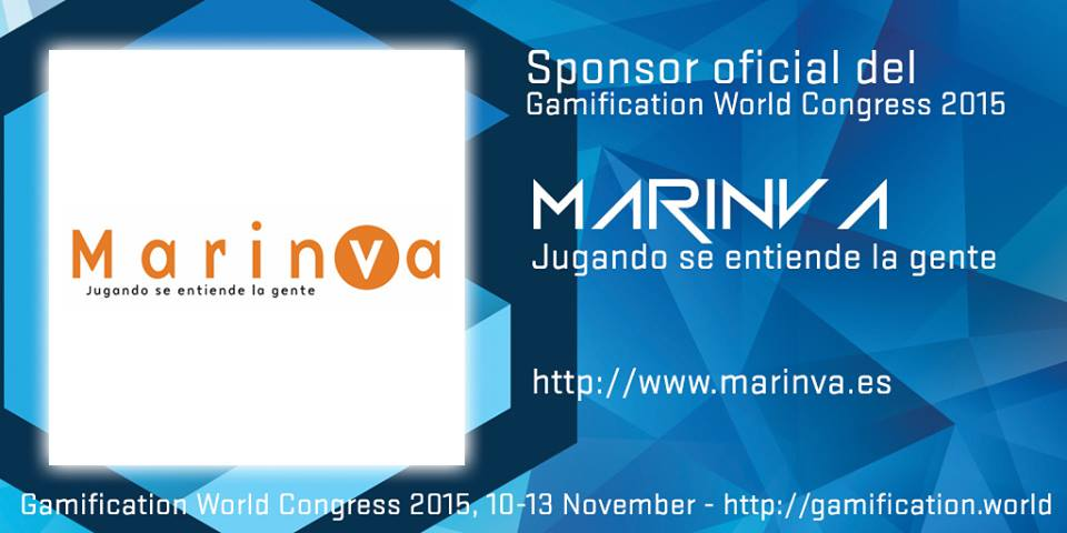 Gamification World Congress Marinva